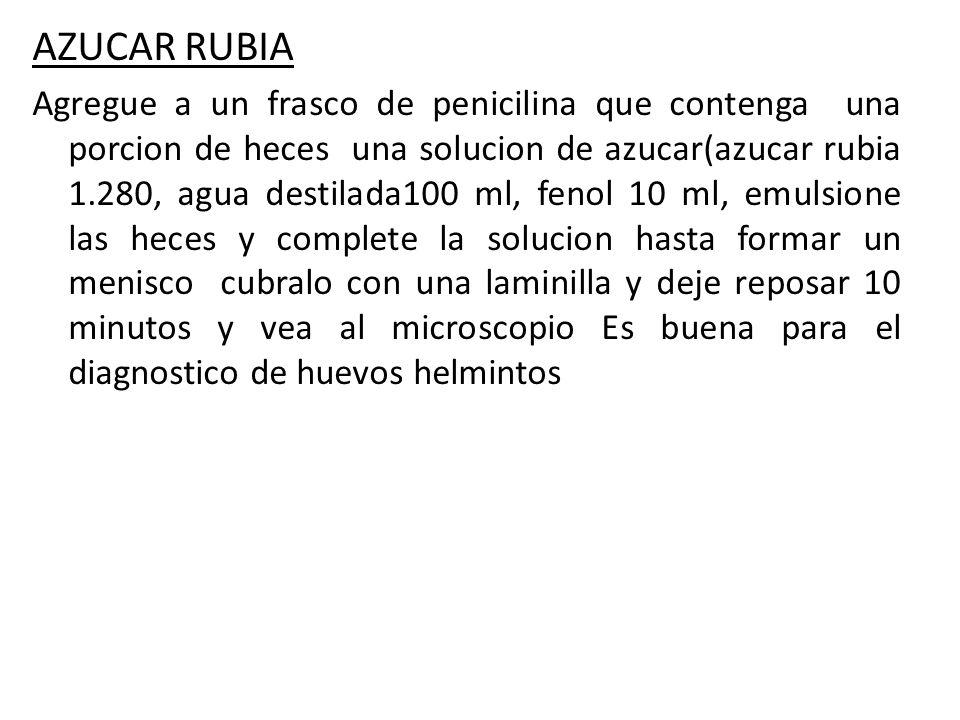 AZUCAR RUBIA