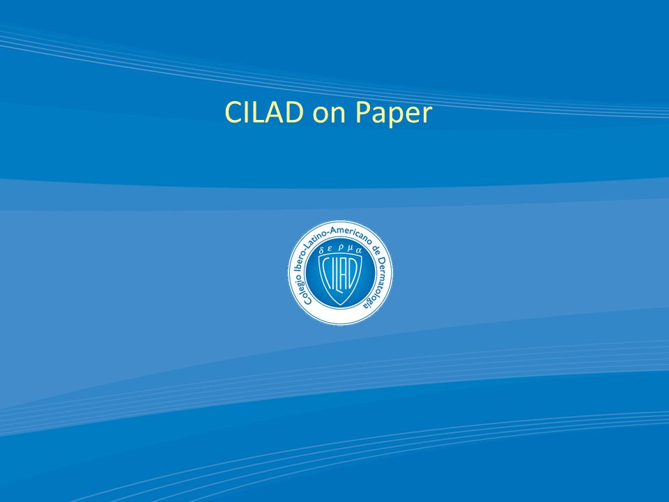 CILAD on Paper