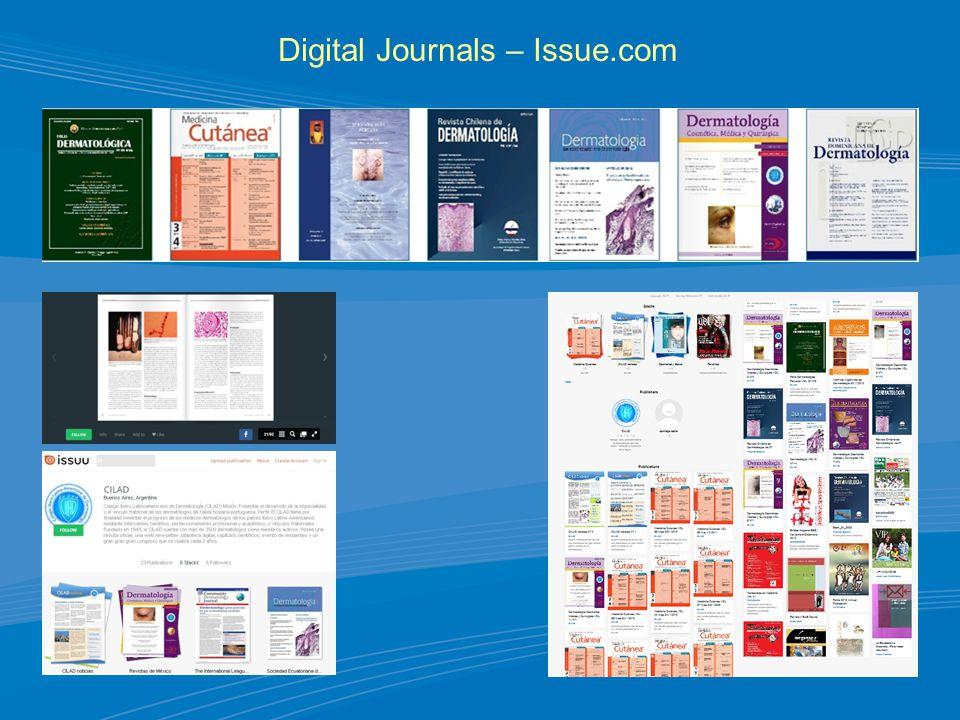Digital Journals – Issue.com