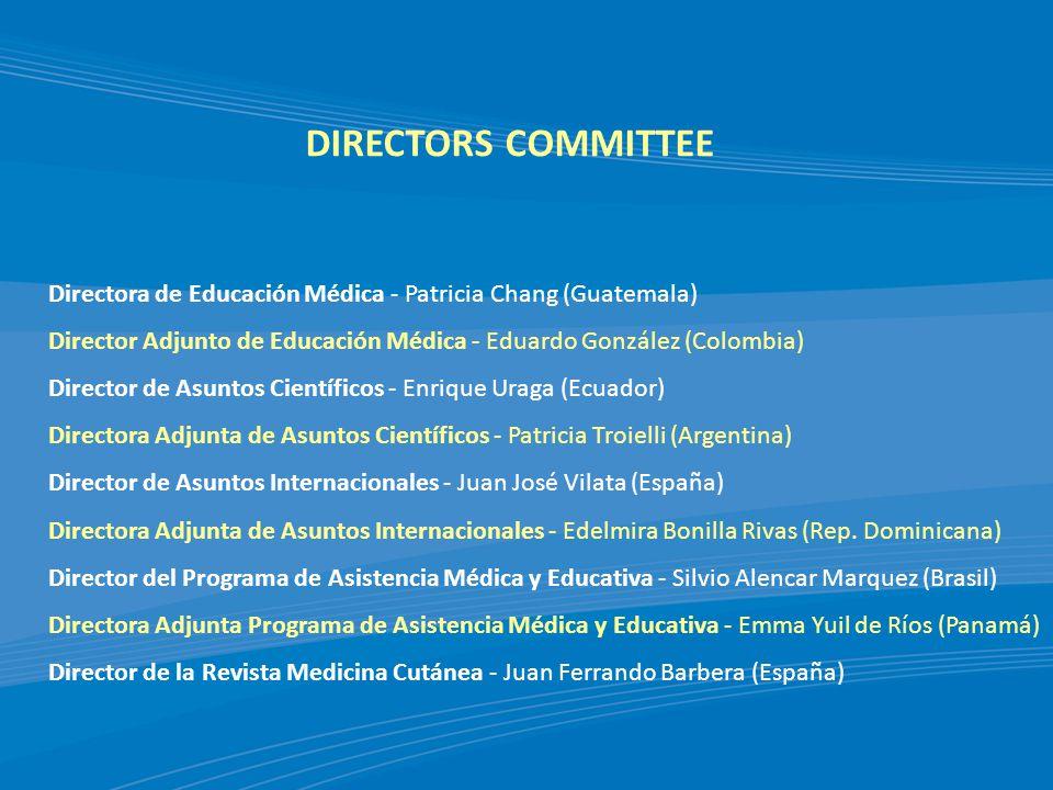 DIRECTORS COMMITTEE