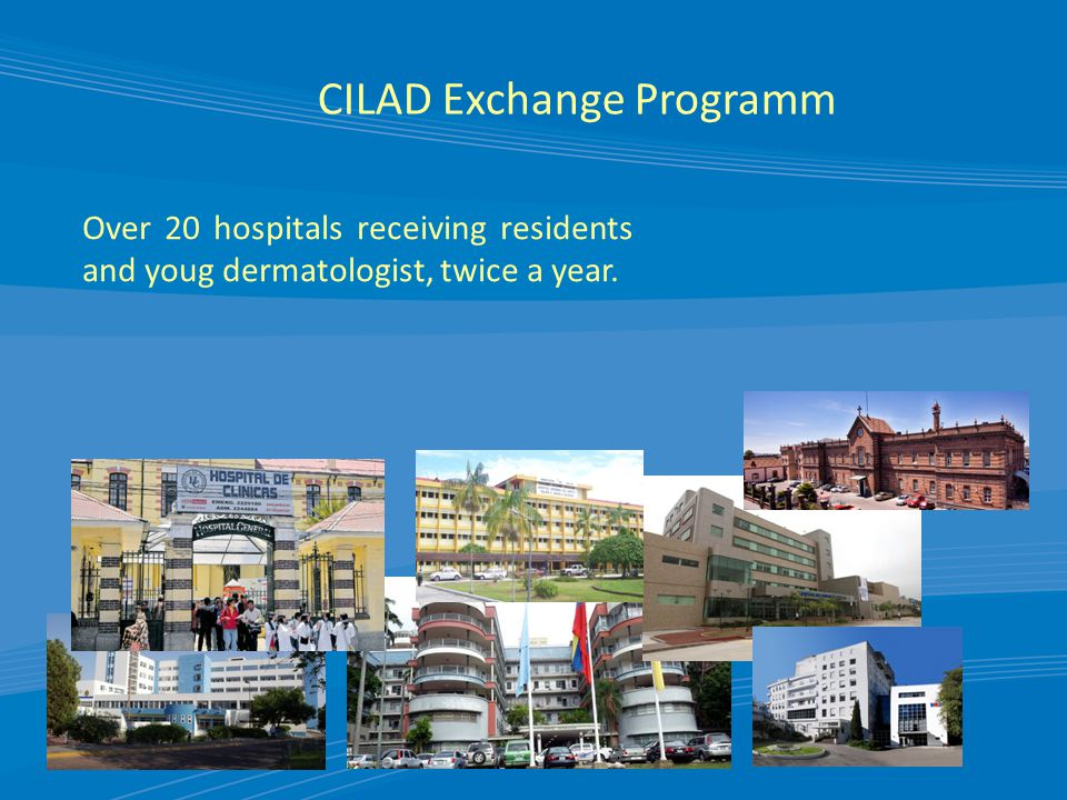 CILAD Exchange Programm