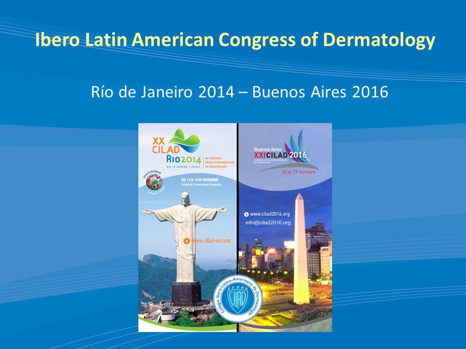 Río de Janeiro 2014 – Buenos Aires 2016