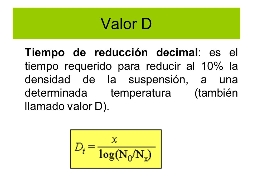 Valor D
