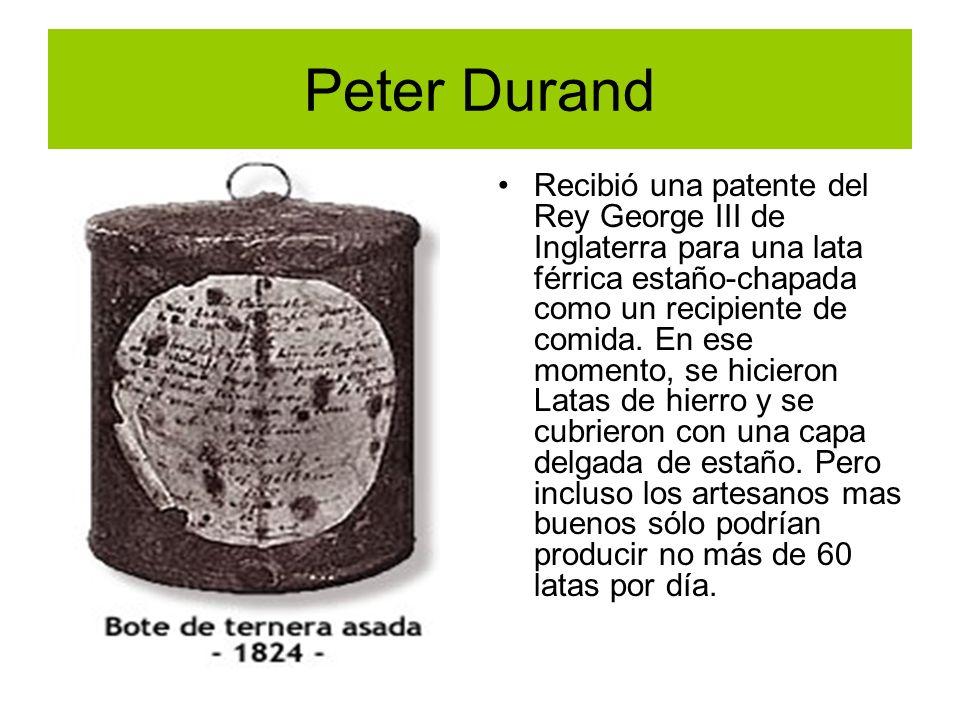 Peter Durand