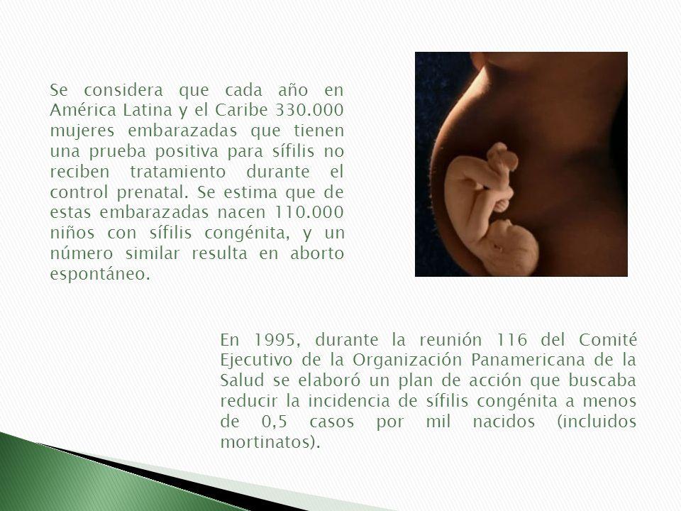 Se considera que cada año en América Latina y el Caribe 330