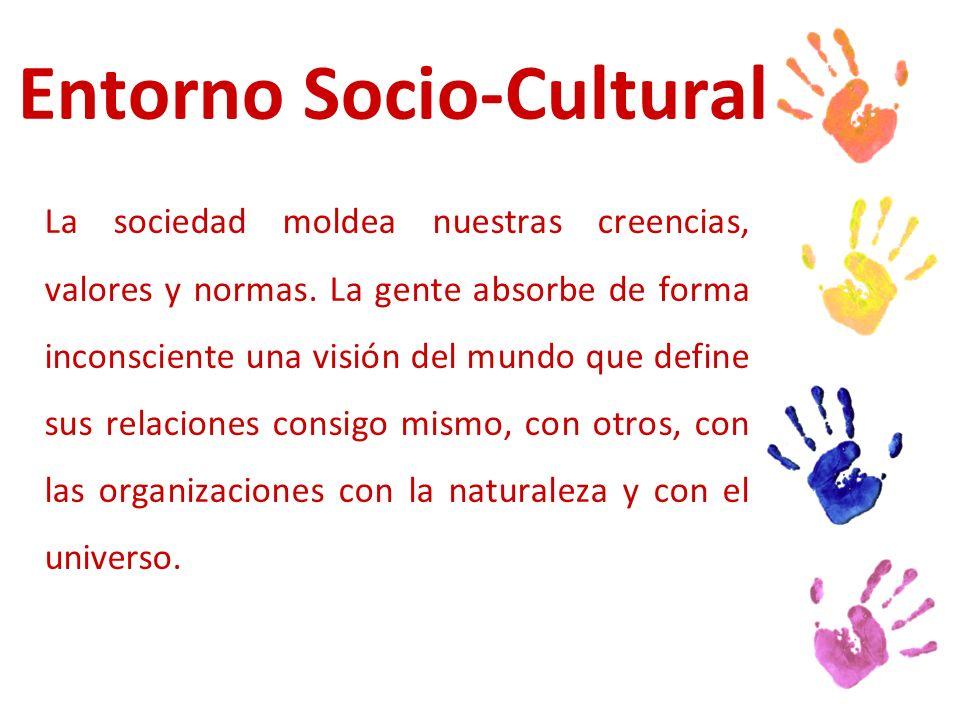 Entorno Socio-Cultural