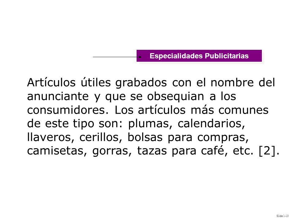 Especialidades Publicitarias