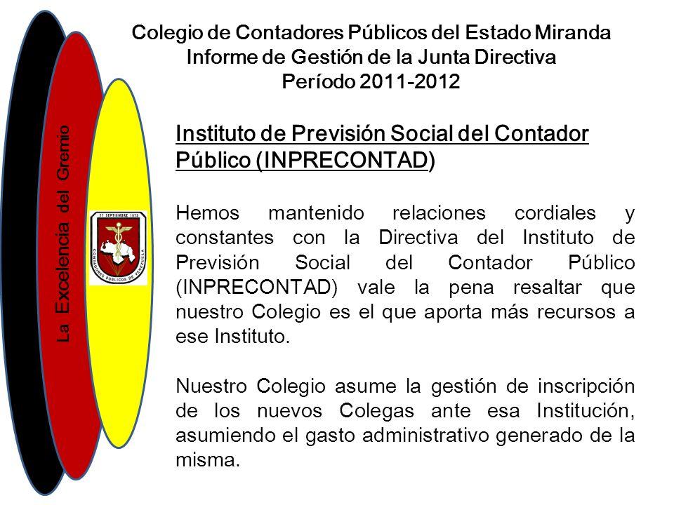 Instituto de Previsión Social del Contador Público (INPRECONTAD)
