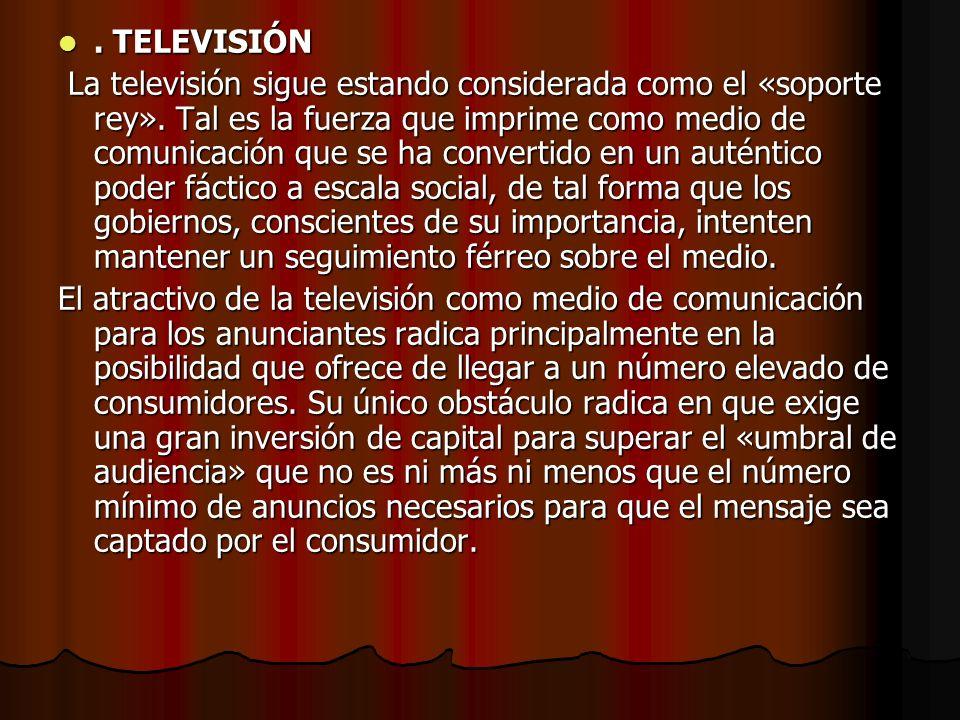 . TELEVISIÓN