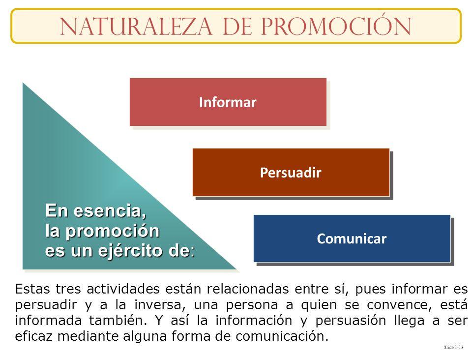 naturaleza DE Promoción