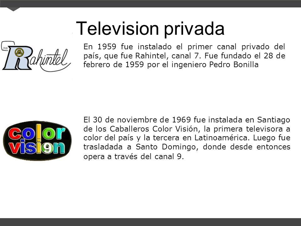 Television privada