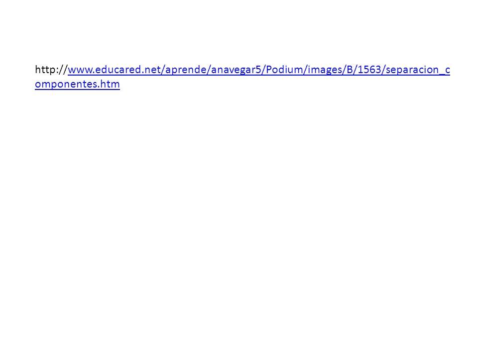 http://www.educared.net/aprende/anavegar5/Podium/images/B/1563/separacion_componentes.htm