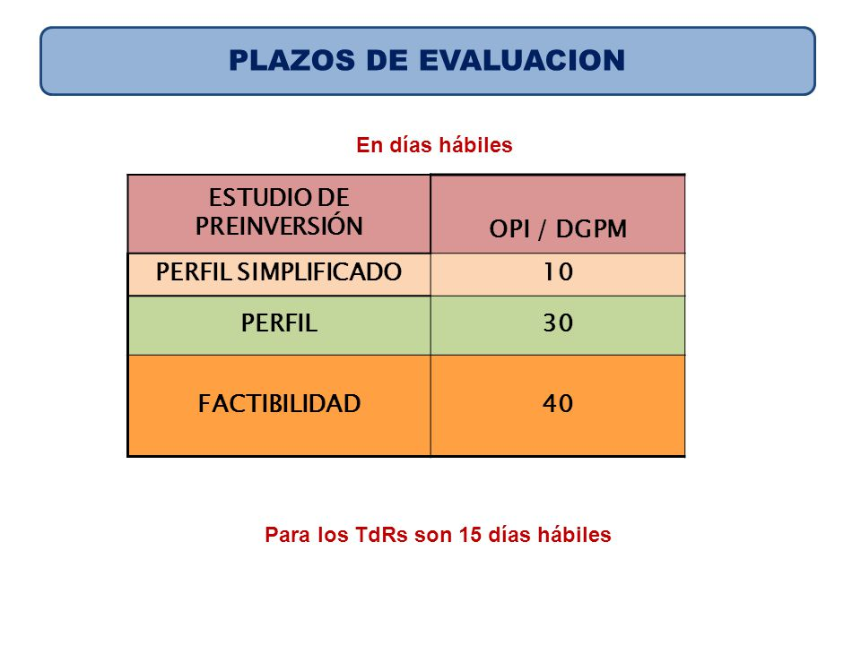 ESTUDIO DE PREINVERSIÓN
