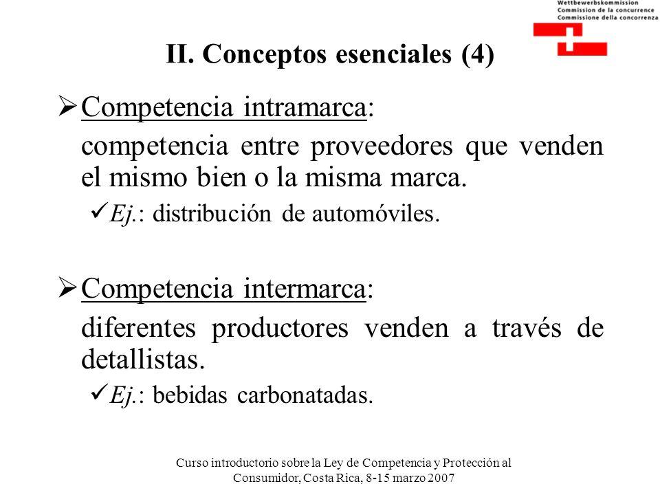 II. Conceptos esenciales (4)