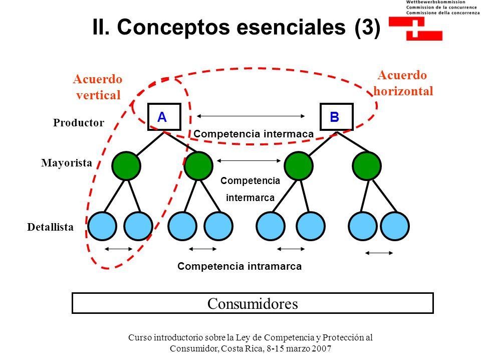 II. Conceptos esenciales (3)