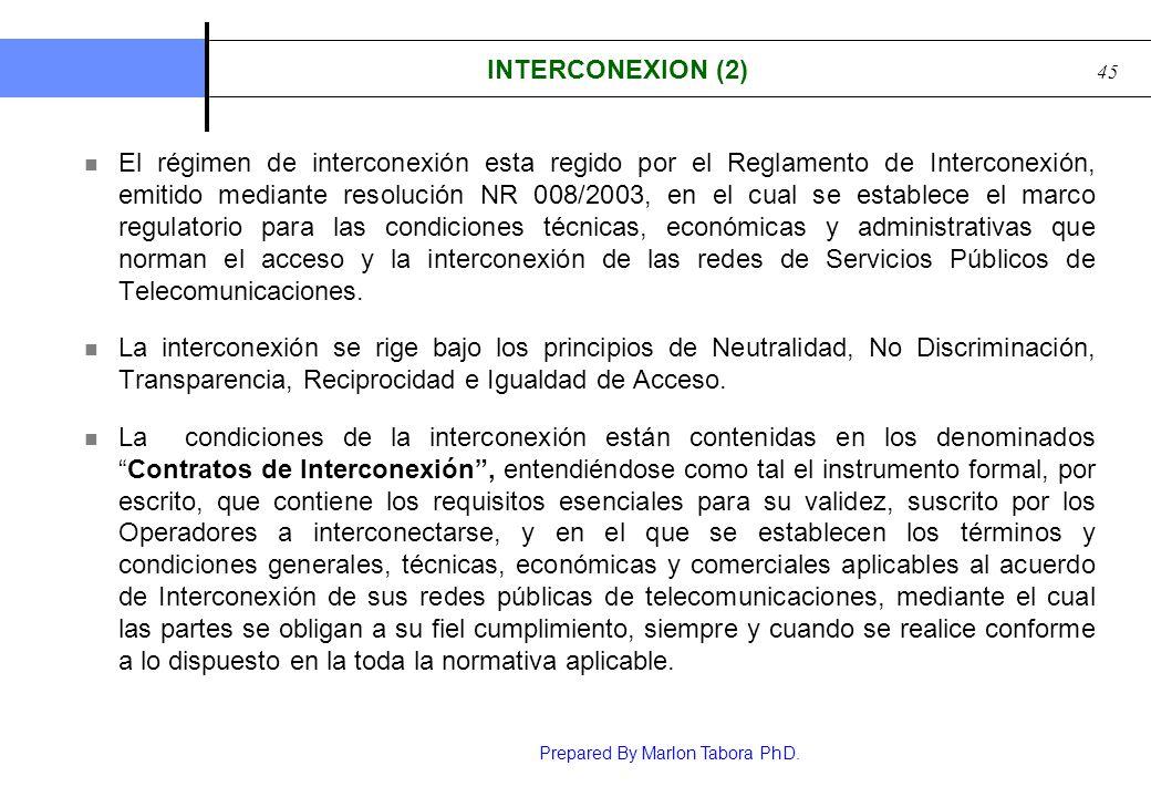 INTERCONEXION (2)