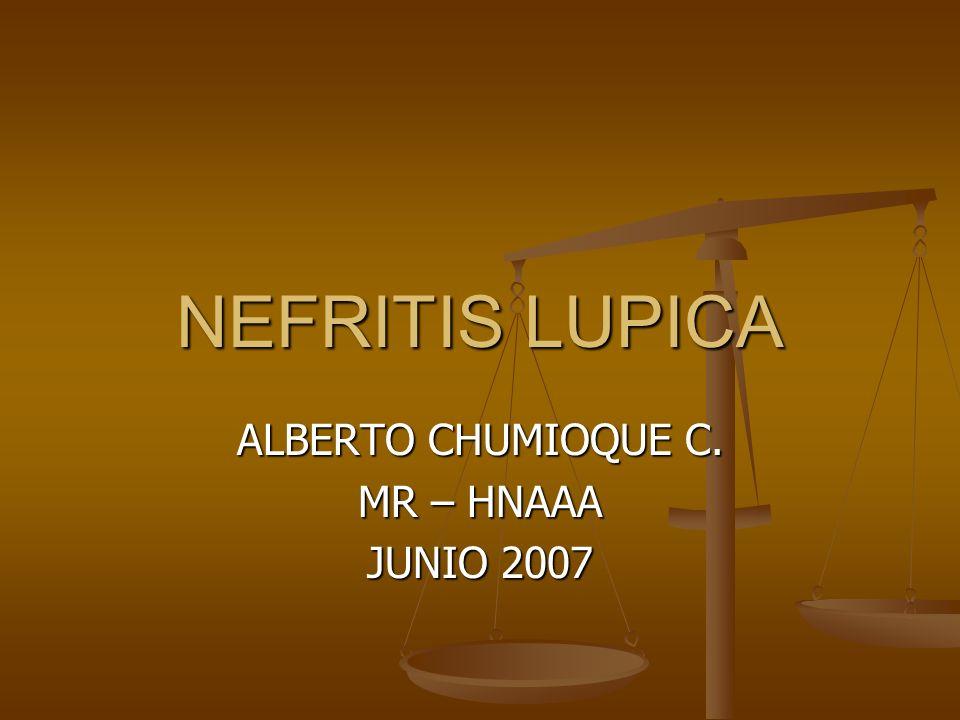 ALBERTO CHUMIOQUE C. MR – HNAAA JUNIO 2007