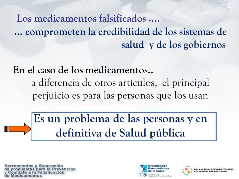 Es un problema de las personas y en definitiva de Salud pública