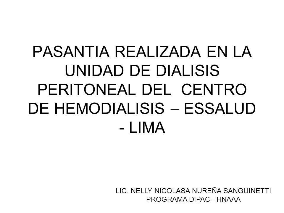 LIC. NELLY NICOLASA NUREÑA SANGUINETTI
