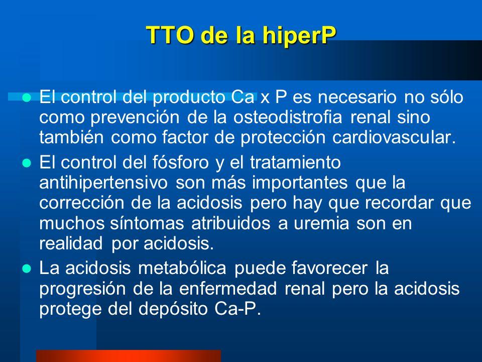 TTO de la hiperP