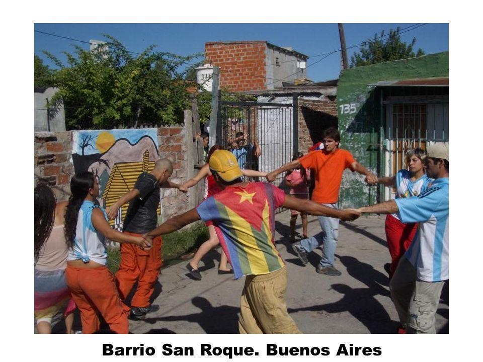 Barrio San Roque. Buenos Aires