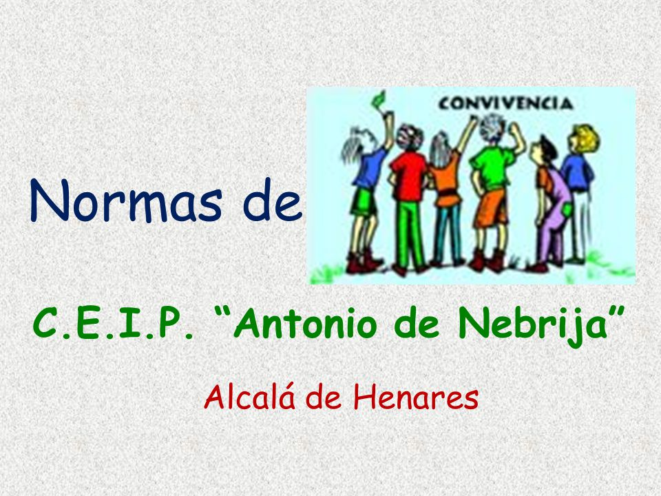 C.E.I.P. Antonio de Nebrija