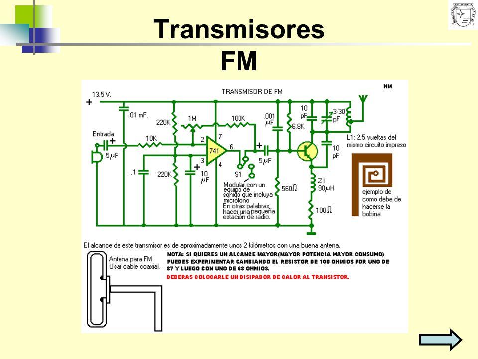 Transmisores FM