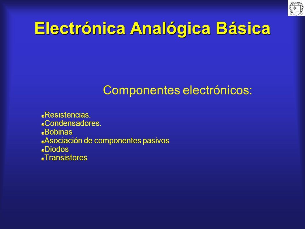 Electrónica Analógica Básica