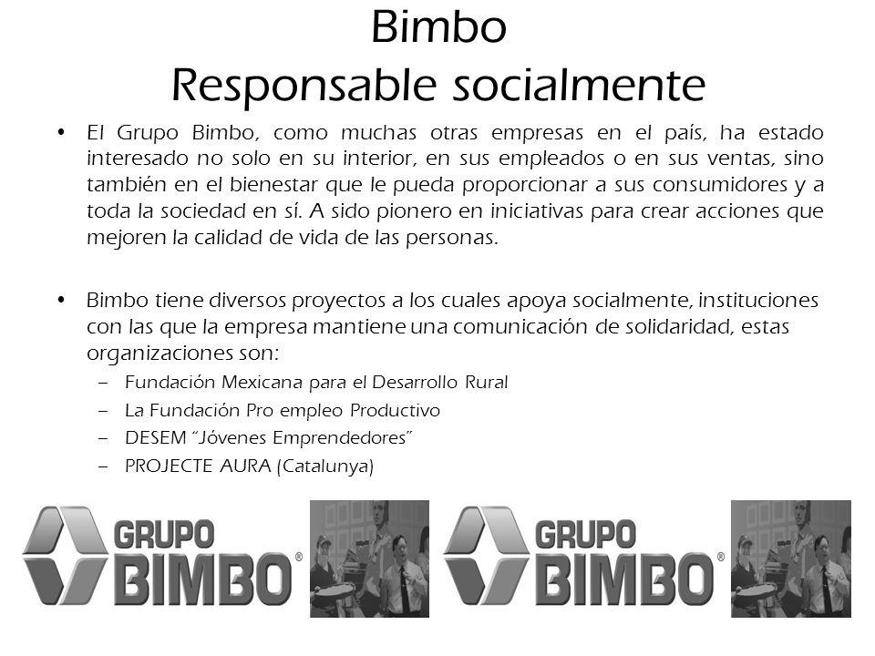 Bimbo Responsable socialmente