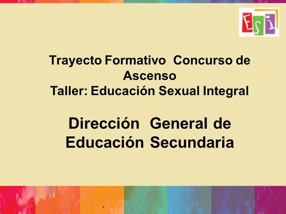 Dirección General de Educación Secundaria