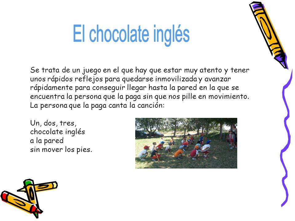 El chocolate inglés
