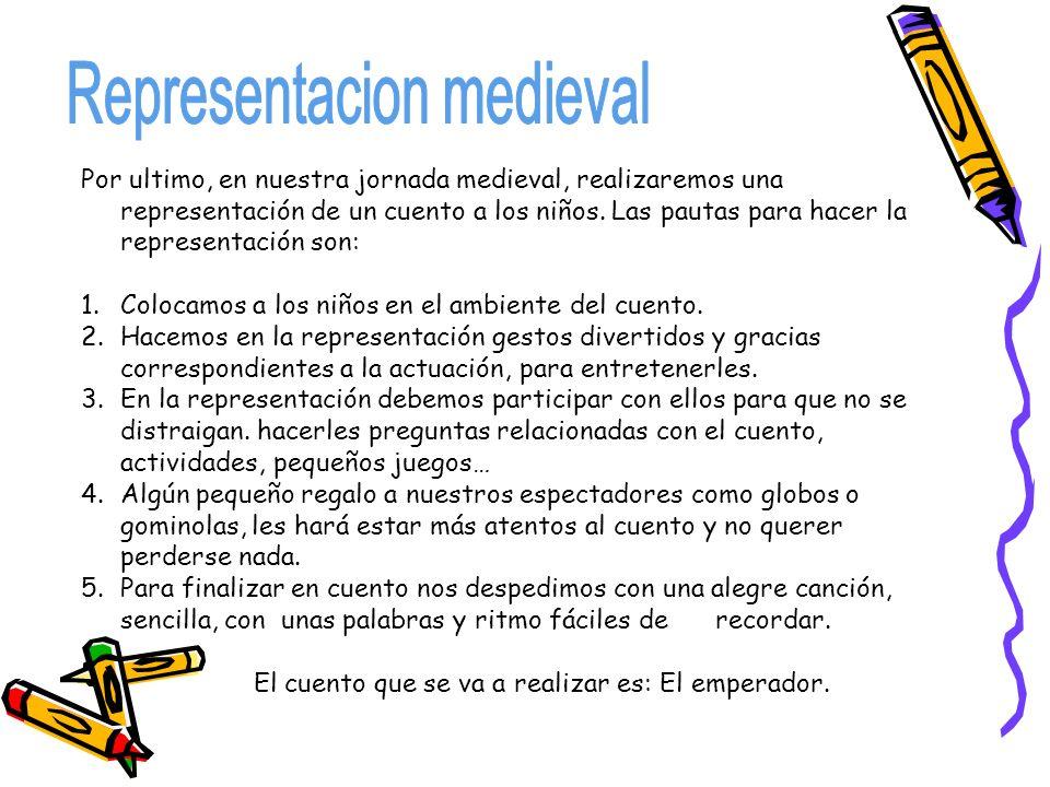 Representacion medieval