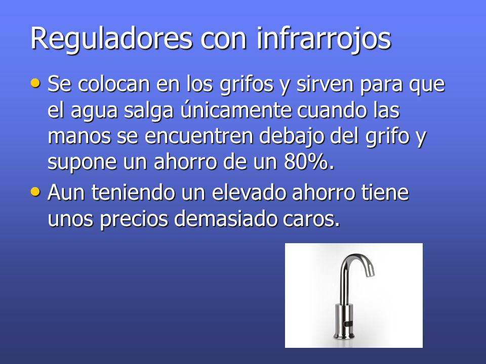 Reguladores con infrarrojos