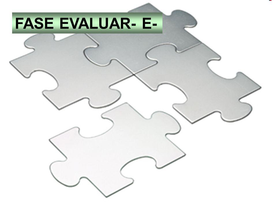 FASE EVALUAR- E- x 2 x3 x2 x4 x1 Facilidad de búsqueda de inf.