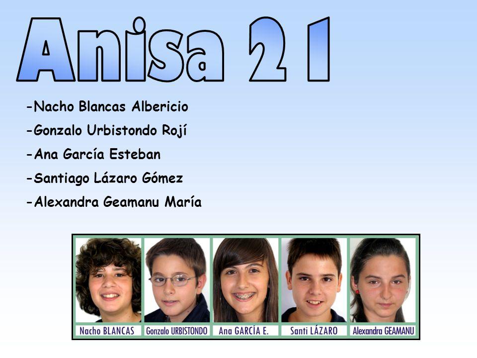 Anisa 21 -Nacho Blancas Albericio -Gonzalo Urbistondo Rojí