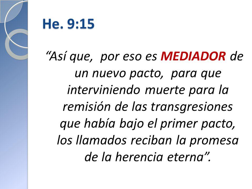 He. 9:15