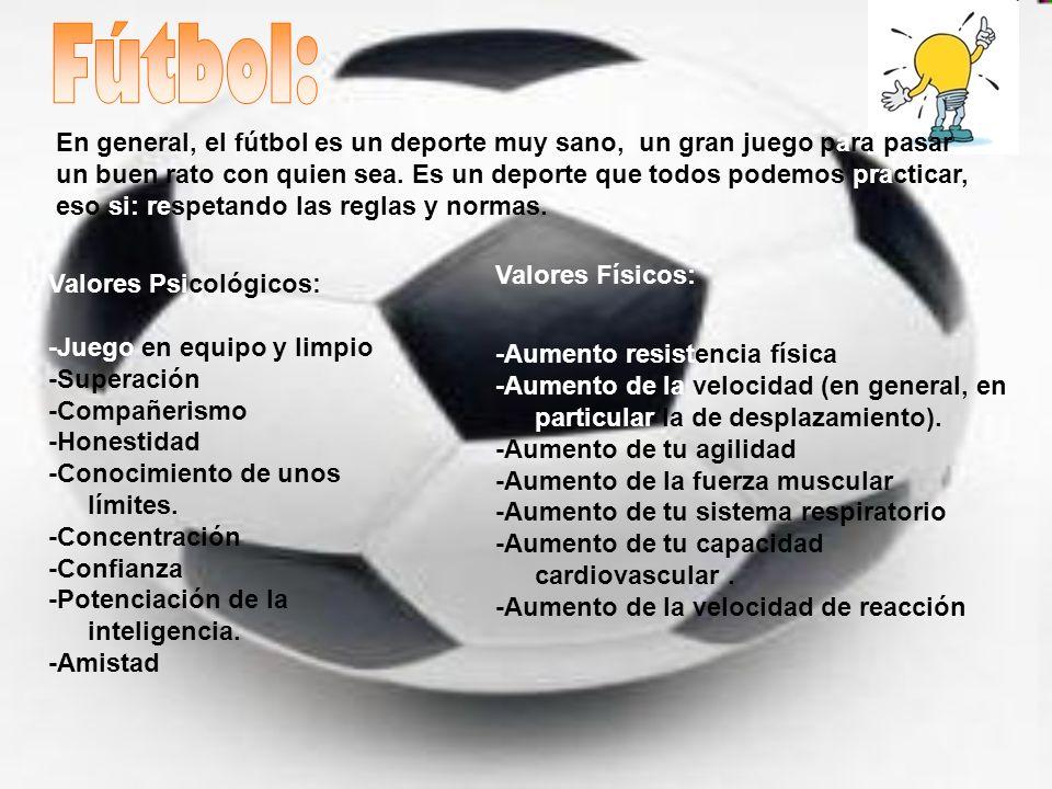 Fútbol:
