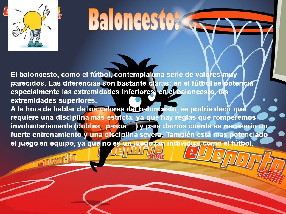 Baloncesto: