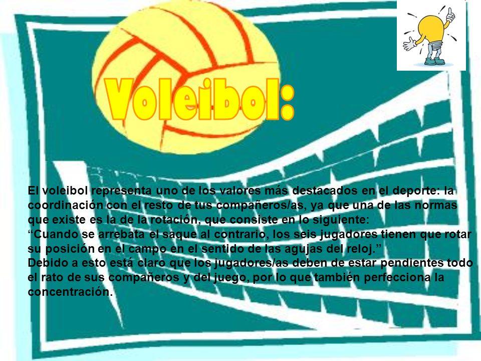 Voleibol: