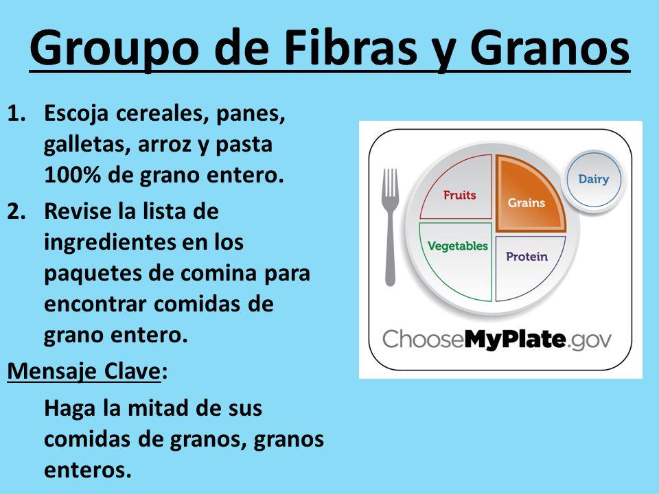 Groupo de Fibras y Granos