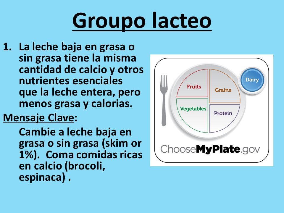 Groupo lacteo