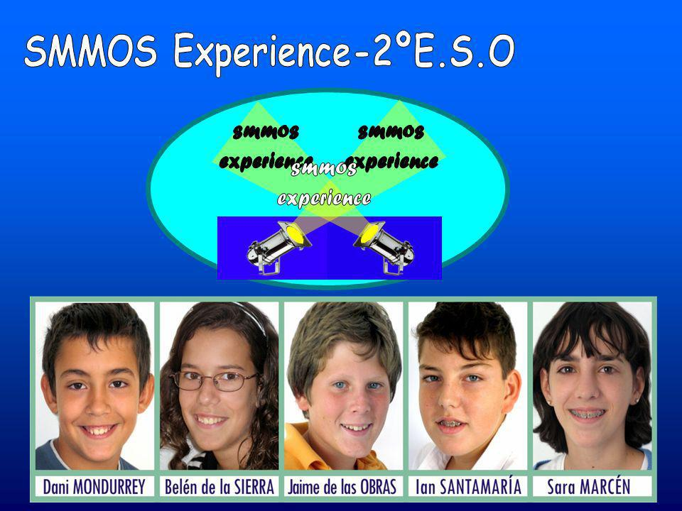 SMMOS Experience-2ºE.S.O