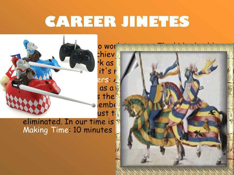 CAREER JINETES