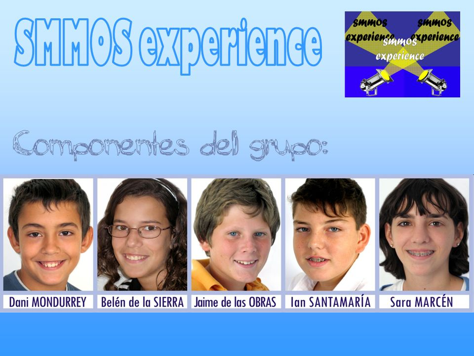 SMMOS experience