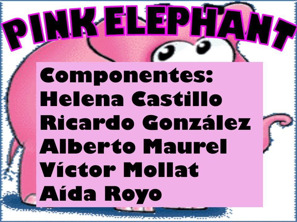 Componentes: Helena Castillo Ricardo González Alberto Maurel