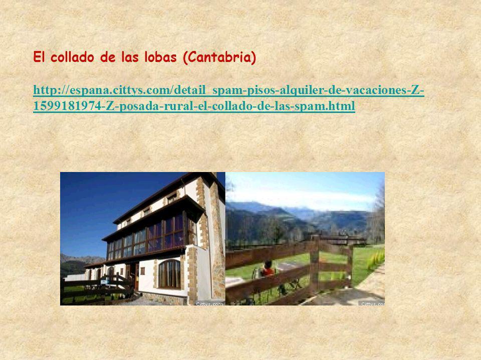 El collado de las lobas (Cantabria)