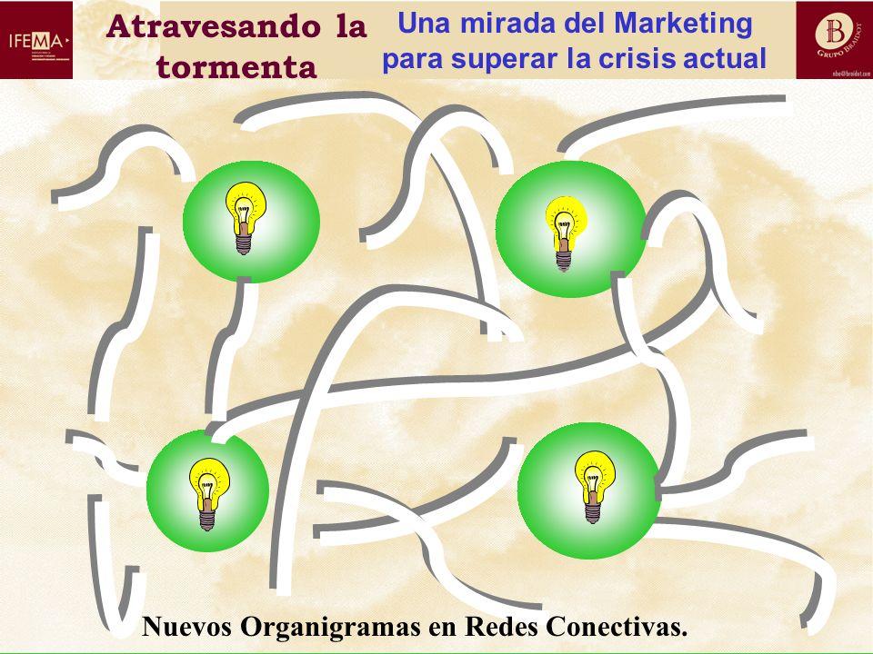 Nuevos Organigramas en Redes Conectivas.