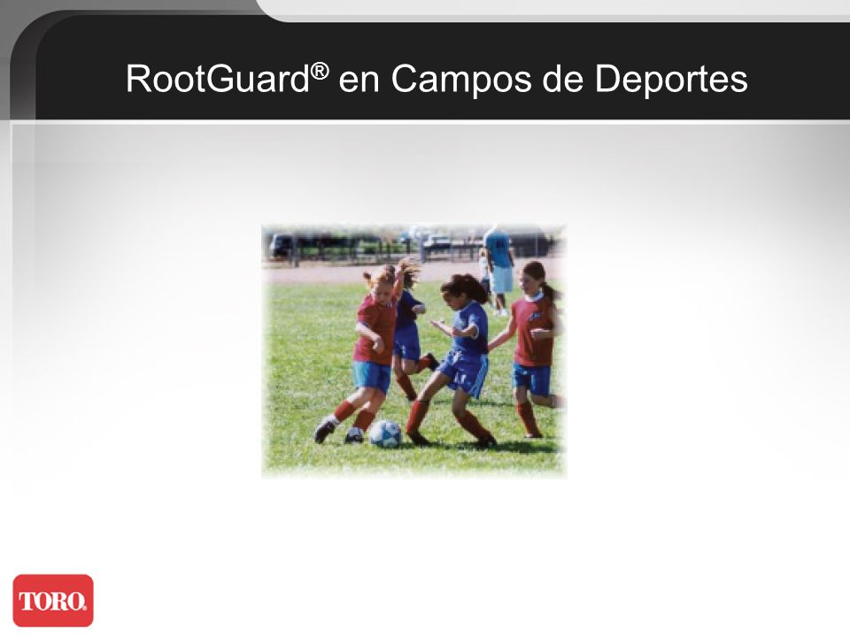 RootGuard® en Campos de Deportes