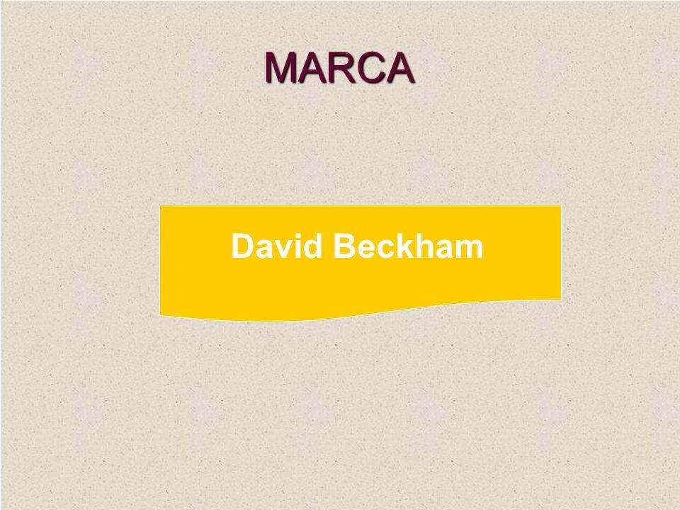 MARCA David Beckham