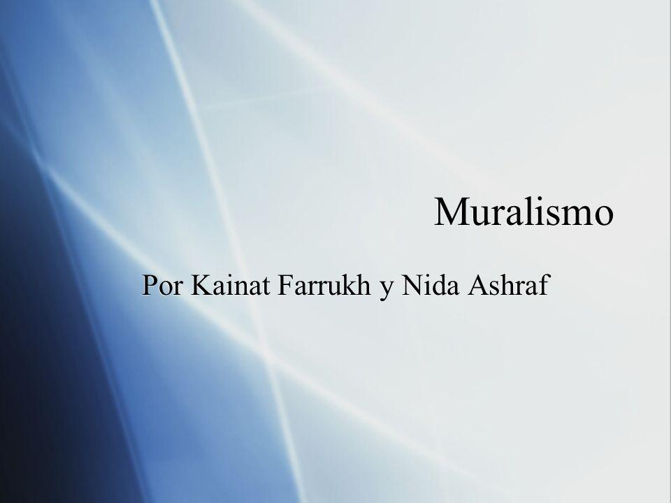 Por Kainat Farrukh y Nida Ashraf